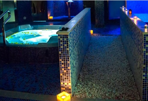Spa con encanto Spa Deloix Aquacenter