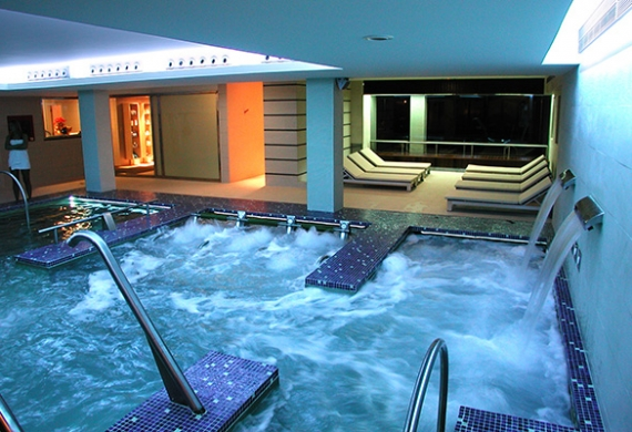 Spa con encanto Atalanta Sport Club- Spa