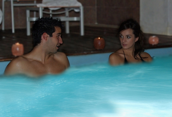 Spa con encanto El Salugral Termal Resort