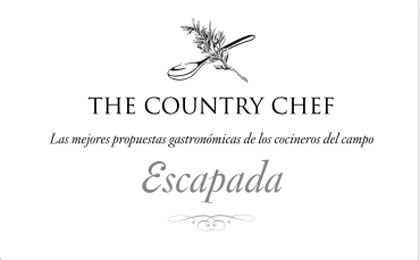 Tarjeta The country chef